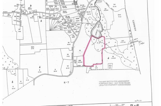 Parsonsfield Maine Map.0 Chick Rd Parsonsfield Me 04047 Mls 1208903 Redfin