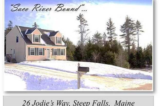 26 Jodies Way, Standish, ME 04085 - 3 beds/1 5 baths