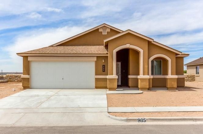 1164 cielo gris st el paso tx 79927 mls 718733 redfin for Classic american homes el paso tx