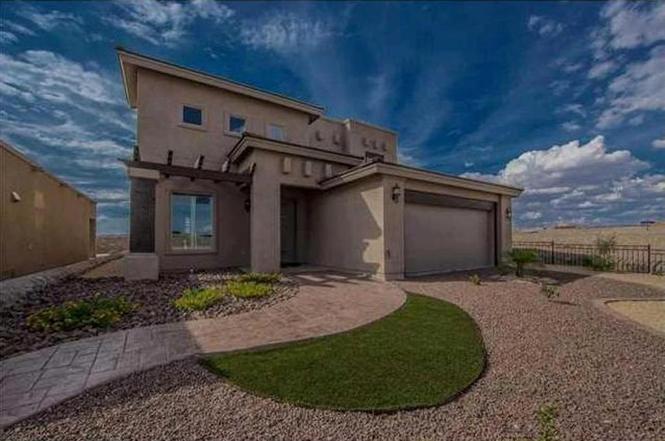 Horizon City El Paso Homes