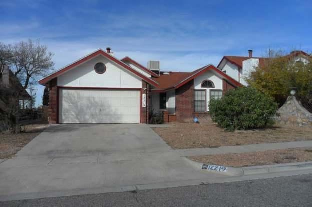 12219 EL GRECO Cir, El Paso, TX 79936 - 3 beds/2 baths