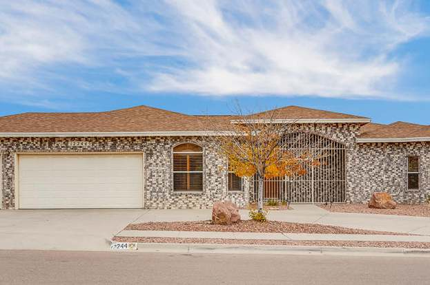 12244 Eagle Heart Dr, El Paso, TX 79936 - 4 beds/2 5 baths