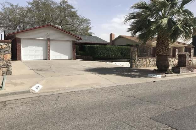 1710 Robert Wynn St, El Paso, TX 79936 - 3 beds/1 75 baths