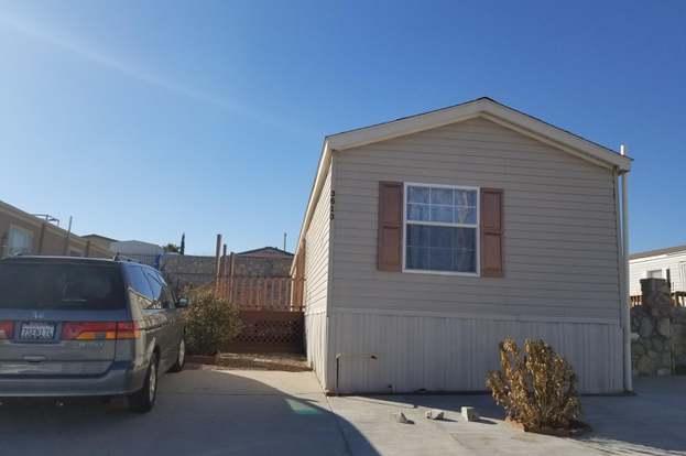 3613 FIJI PALM Pl, El Paso, TX 79936 - 3 beds/2 baths