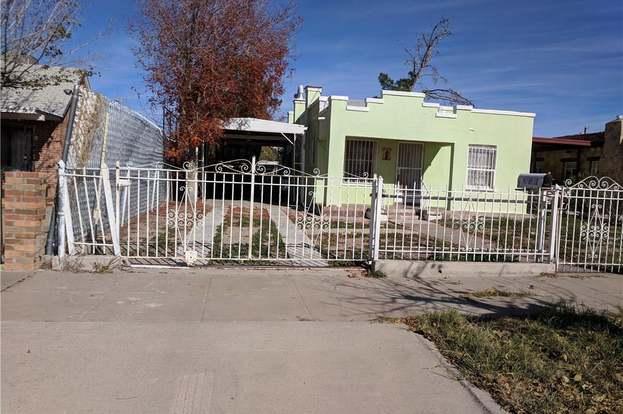 3907 Chester Ave, El Paso, TX 79903 - 2 beds/1 bath