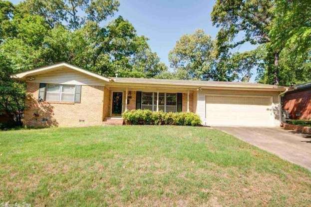 4515 Greenway Dr North Little Rock Ar 72116 Mls 19004781 Redfin