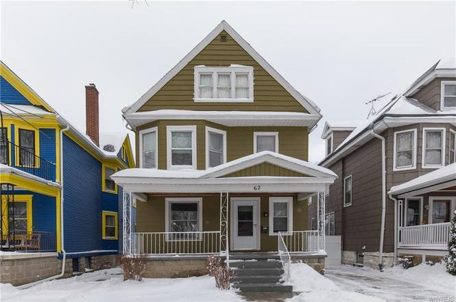 62 Russell St Buffalo Ny 14214 Mls B1097416 Redfin