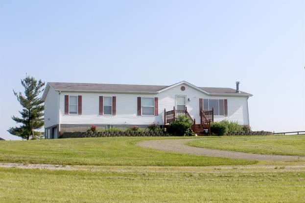 381 Mccroskey Pike, Harrodsburg, KY 40330 - 4 beds/3 baths