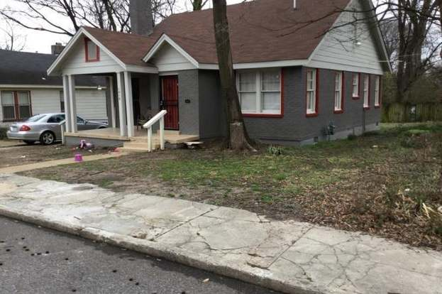 Swell 1416 Humber St Memphis Tn 38106 3 Beds 1 Bath Home Interior And Landscaping Ologienasavecom