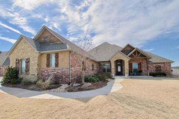 Outstanding 259 Stephany Dr Piedmont Ok 73078 3 Beds 3 Baths Download Free Architecture Designs Viewormadebymaigaardcom