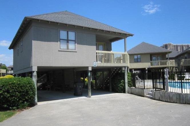 125 Swash Ct Unit 14 Guest Cottage Myrtle Beach Sc 29572