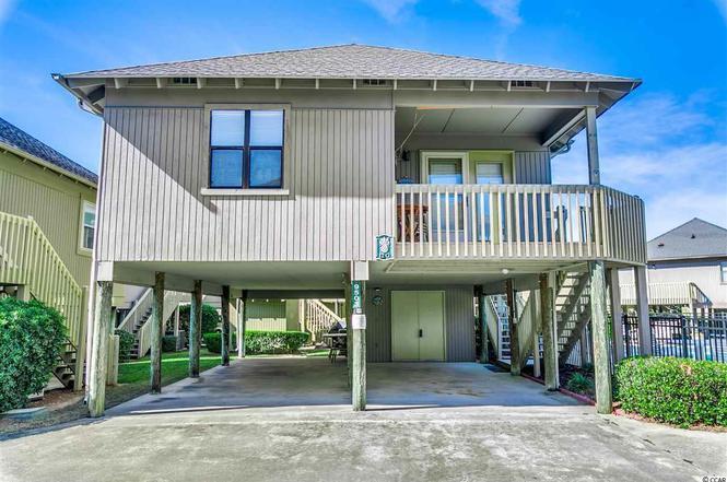 9503 Guest Ct Unit 12 Cottages Myrtle Beach Sc 29572
