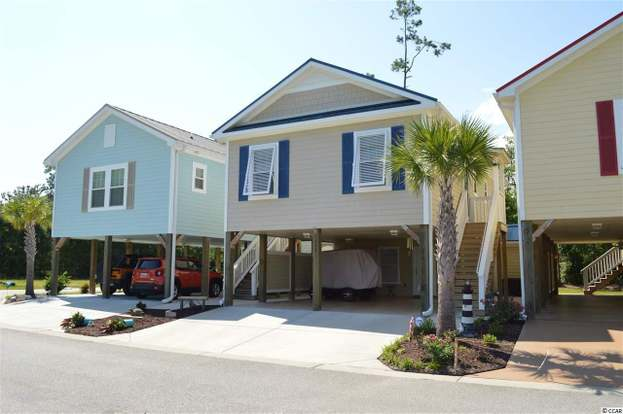 4409 Grande Harbour Blvd Unit Dolphin Raised Beach Little River Sc 29566