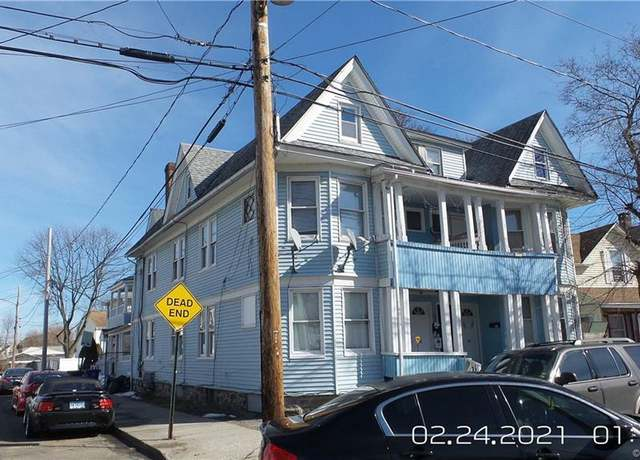 Multi-Family (2-4 Unit) at address 272 Carroll Ave, East End