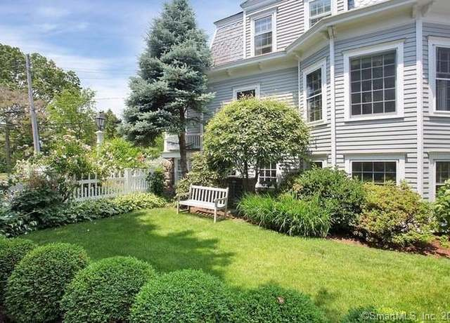Single Family Residential at address 633 Steamboat Rd #1, Greenwich