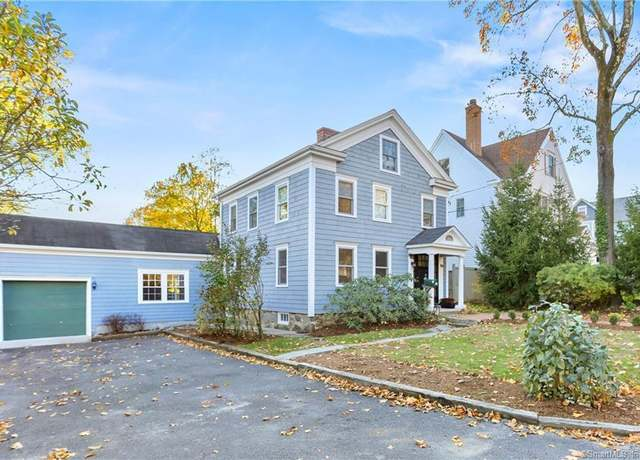Single Family Residential at address 69 West Ave, Darien