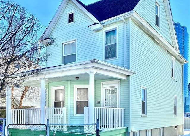 Single Family Residential at address 14 Vernon Pl, Mid City