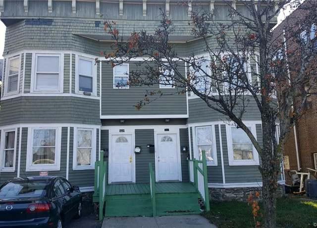 Multi-Family (2-4 Unit) at address 1600 Barnum Ave, East Side
