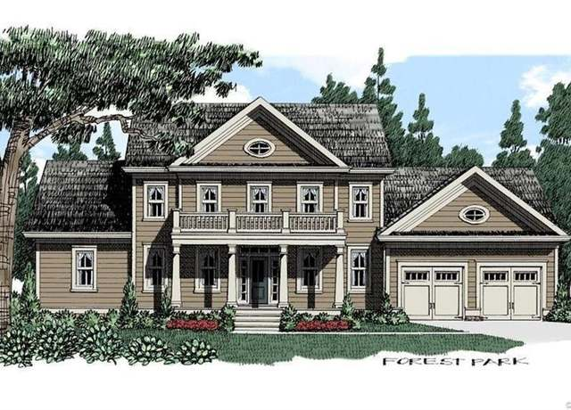 Single Family Residential at address 10 A Mill Ln, Essex Village