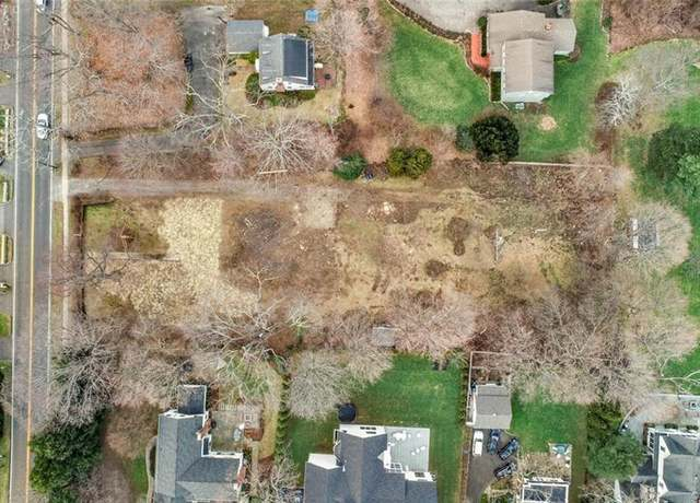 Vacant Land at address 84 Mansfield Ave, Darien