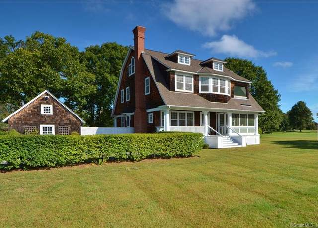 Single Family Residential at address 549 Maple Ave, Old Saybrook