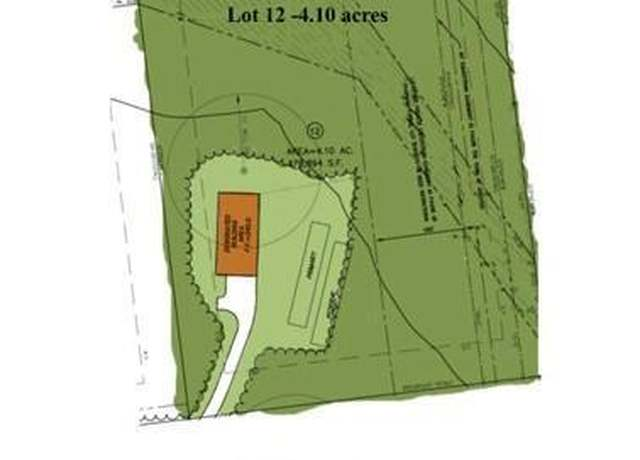 Vacant Land at address 201 Pinnacle Lane, Lot 12, Chester Forest