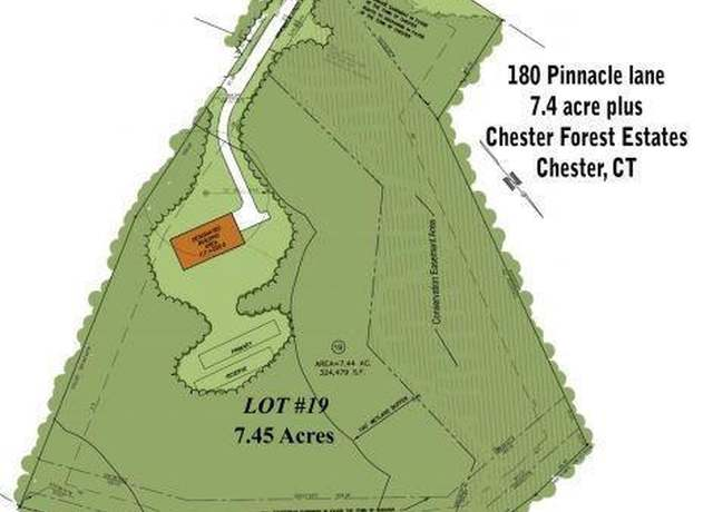 Vacant Land at address 180 Pinnacle Lane, Lot #19, Chester Forest