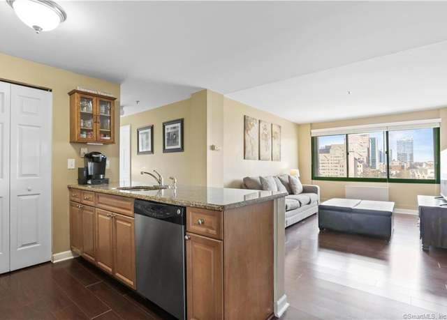 Condo/Co-op at address 300 Broad St #502, Mid City