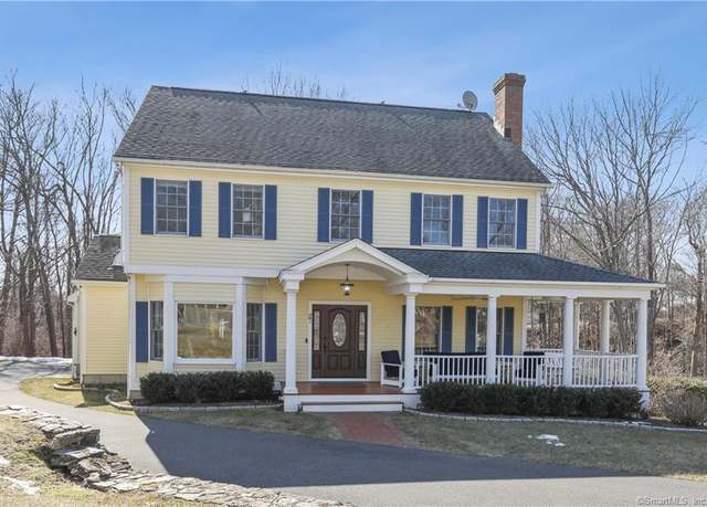 Single Family Residential at address 27 Bailey Ave, Darien