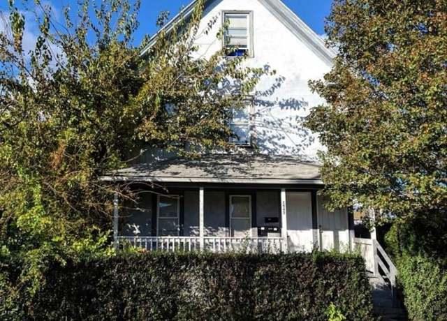Multi-Family (2-4 Unit) at address 1545 Barnum Ave, Mill Hill