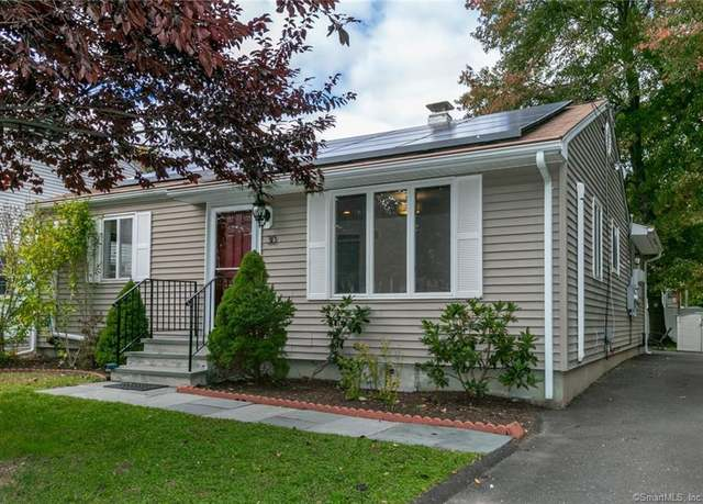 Single Family Residential at address 30 Cherry St, Noroton Heights