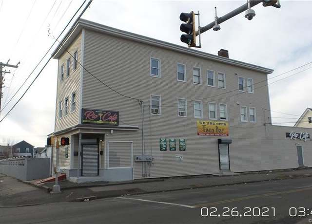 Multi-Family (2-4 Unit) at address 982 Railroad Ave, West End