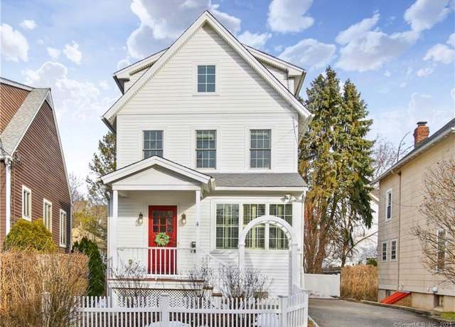 Single Family Residential at address 89 Prospect St, Greenwich