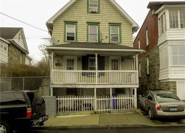 Multi-Family (2-4 Unit) at address 71 Lexington Ave, South Norwalk
