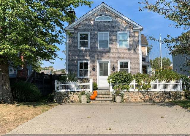 Single Family Residential at address 14 Fairfield Ave, Compo Beach
