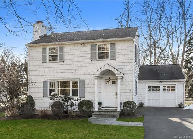 Single Family Residential at address 77 Mansfield Ave, Darien