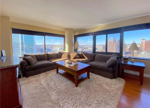 Condo/Co-op at address 127 Greyrock Pl #1201, Mid City