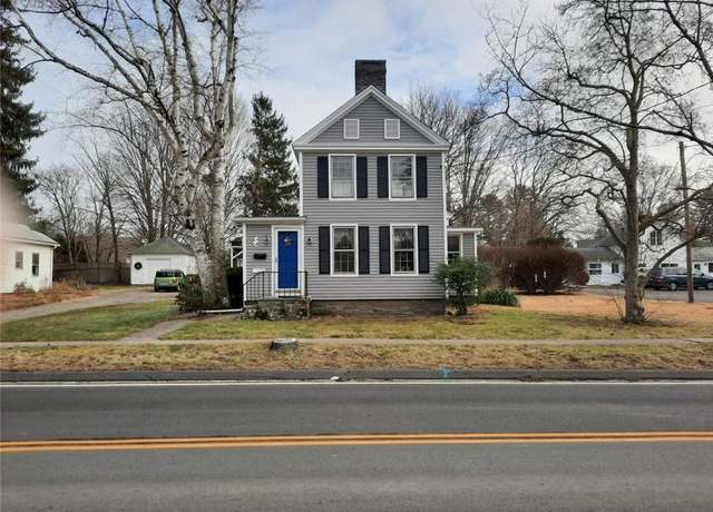 Single Family Residential at address 23 Elm St, Deep River