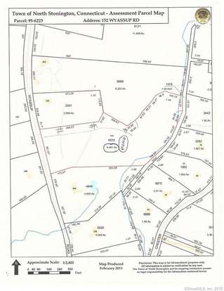 152 Wyassup Rd North Stonington Ct 06359