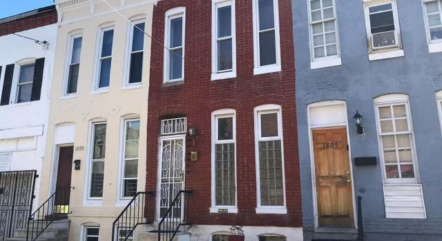 2315 Eutaw Pl, Baltimore, MD 21217 - 6 beds/4 baths