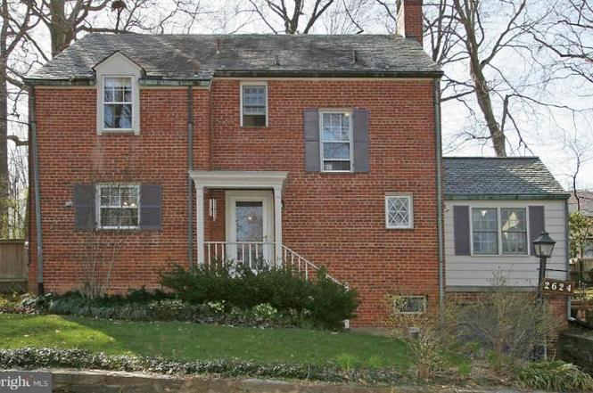 2624 EAST WEST Hwy, CHEVY CHASE, MD 20815 - 3 beds/3 baths