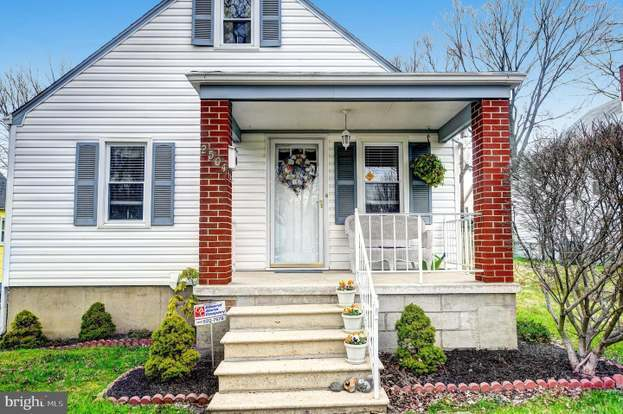 Admirable 2504 Wycliffe Rd Baltimore Md 21234 3 Beds 1 Bath Home Interior And Landscaping Fragforummapetitesourisinfo