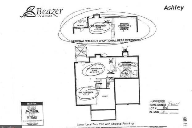 Beazer Homes Floor Plans 2005 - Carpet Vidalondon