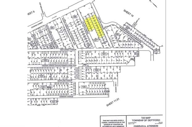 23 Cape May Ave, Deptford, NJ 08096 | MLS# 1000356135 | Redfin Deptford Mall Map on
