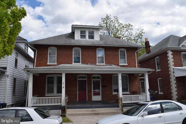 420 422 Guilford Ave Hagerstown Md 21740 Mls 1003745143 Redfin