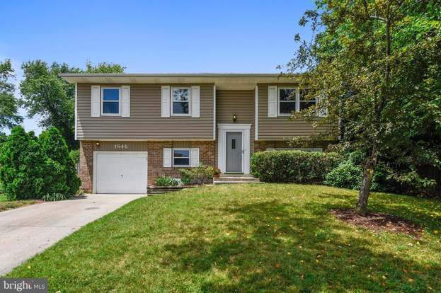 1846 Bordeaux Ct, Severn, MD 21144 - 4 beds/1.5 baths on