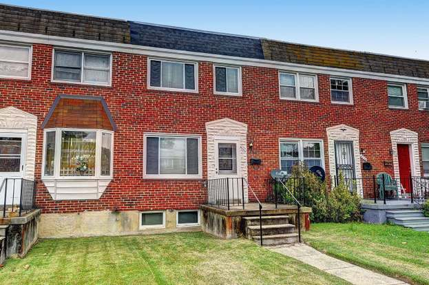 Magnificent 4734 Homesdale Ave Baltimore Md 21206 3 Beds 2 Baths Home Interior And Landscaping Palasignezvosmurscom