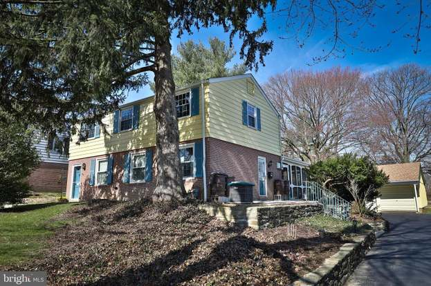 Excellent 3160 Colony Ln Plymouth Meeting Pa 19462 3 Beds 2 Baths Home Interior And Landscaping Fragforummapetitesourisinfo