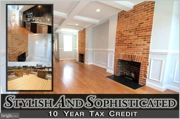 1729 BANK St, BALTIMORE, MD 21231 - 3 beds/3 5 baths