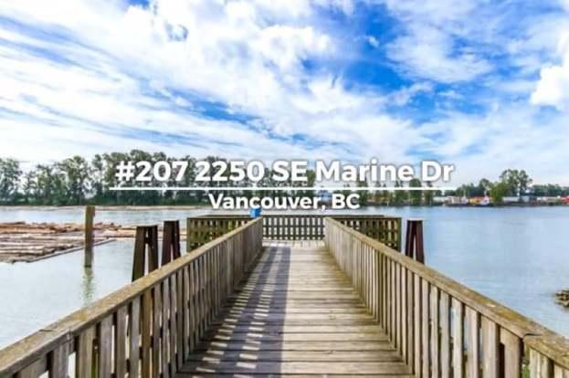 2250 Southeast MARINE Dr #207, Vancouver - 3 beds/2 baths